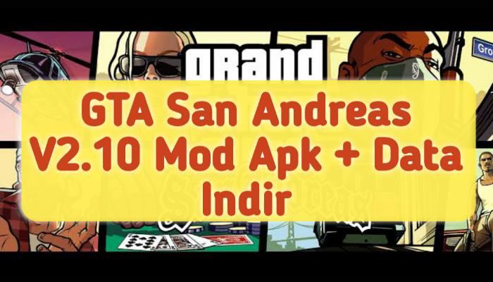 GTA San Andreas Apk Indir