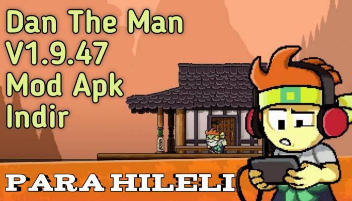 Dan The Man V1.9.47 MOD APK - Para Hileli