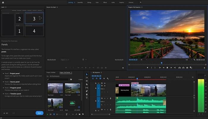 Adobe Premiere Pro Indir