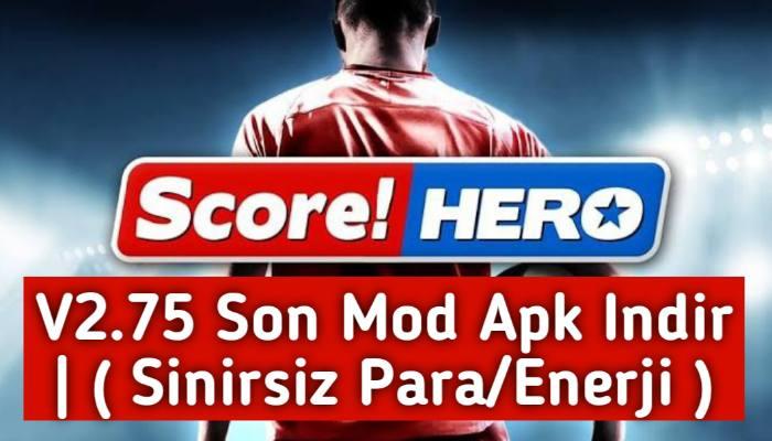 Score Hero Apk indir