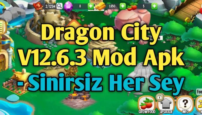 Dragon City V12.6.3 Mod Apk - Sınırsız Her Şey
